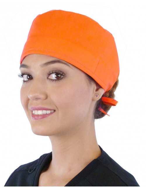 Medical Cap Orange (210-1033)