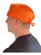 Calot médical Orange (210-1033) homme coté