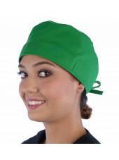 Calot médical Vert (210-1127) femme face