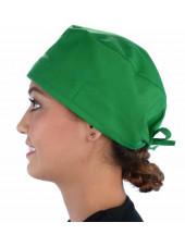Calot médical Vert (210-1127) femme coté