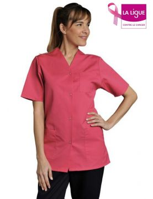 Women's V-neck Viviane work coat, SNV (VIVMCP00)