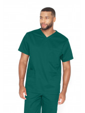 """Blouse médicale 3 poches Unisexe, collection """"Barco One Essentials"""" (BE002) vert chirurgien"""