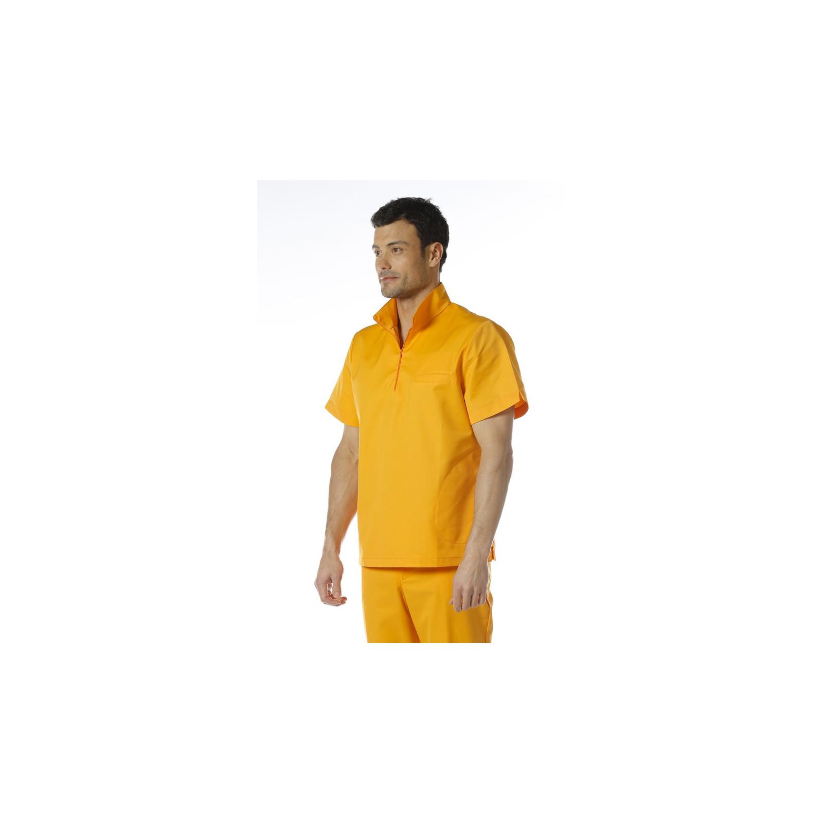 Tunique homme, Col Zippé, Mankaia Factory, nouveau tissu! (2601)