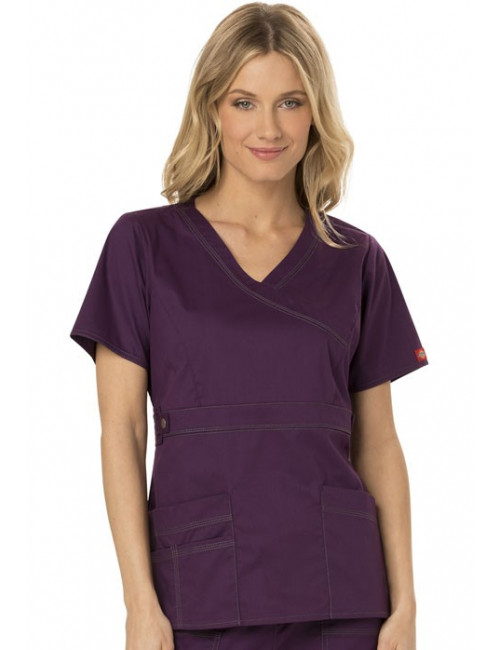 "Blouse médicale Dickies, collection ""Gen Flex"" (817355)"