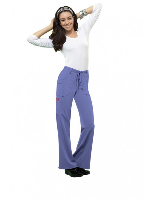 "Pantalon médical Femme Dickies, collection ""Xtrem Stretch"" (82011)"