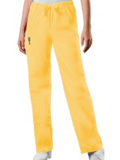 Pantalon médical cordon Unisexe, Cherokee Workwear Originals (4100) jaune
