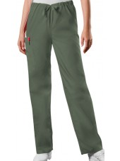 Pantalon médical cordon Unisexe, Cherokee Workwear Originals (4100) olive face