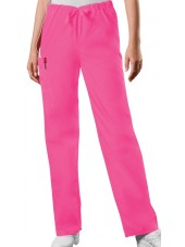 Pantalon médical cordon Unisexe, Cherokee Workwear Originals (4100) fushia