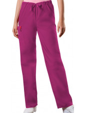 Pantalon médical cordon Unisexe, Cherokee Workwear Originals (4100) azalée