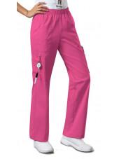 """Pantalon femme élastique Cherokee, Collection """"Core Stretch"""" (4005)"""