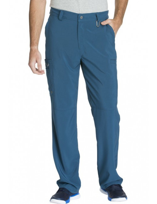"Pantalon Médical Homme Antibactérien, Cherokee, Collection ""Infinity"" (CK200A)"