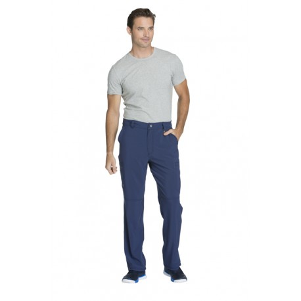 "Pantalon à bouton homme, Cherokee, Collection ""Infinity"" (CK200A) bleu marine modele"