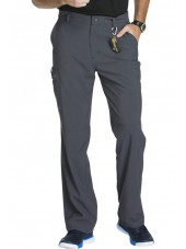 "Pantalon à bouton homme, Cherokee, Collection ""Infinity"" (CK200A) gris anthracite face 2"