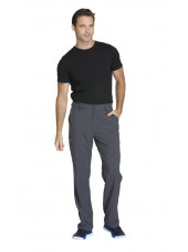 """Pantalon à bouton homme, Cherokee, Collection """"Infinity"""" (CK200A) gris anthracite modele"""