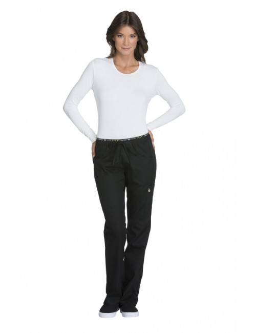 "Pantalon médical femme Cherokee, Collection ""Luxe Sport"" (CK003)"