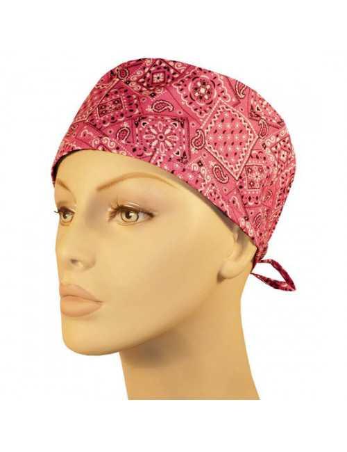 "Calot  ""Blazing Bandana Flamingo Pink"" (210-7798)"