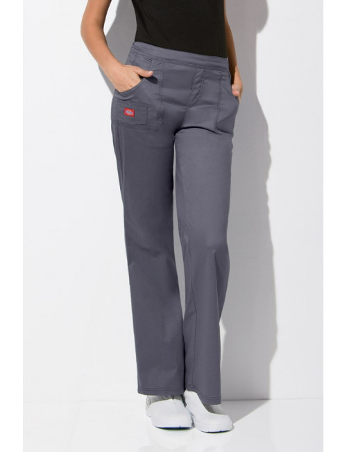 Dickies Women's Medical Pants, GenFlex Collection (857355)