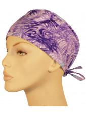 "Calot  ""Lilac Swirls""  (210-8532)"
