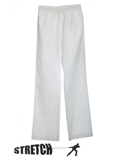 Pantalon médical unisexe élastique Mankaïa Factory Stretch (051)