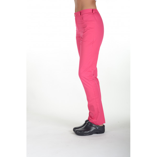 "Pantalon médical en Stretch unisexe, CMT collection ""stretch"" (228)"