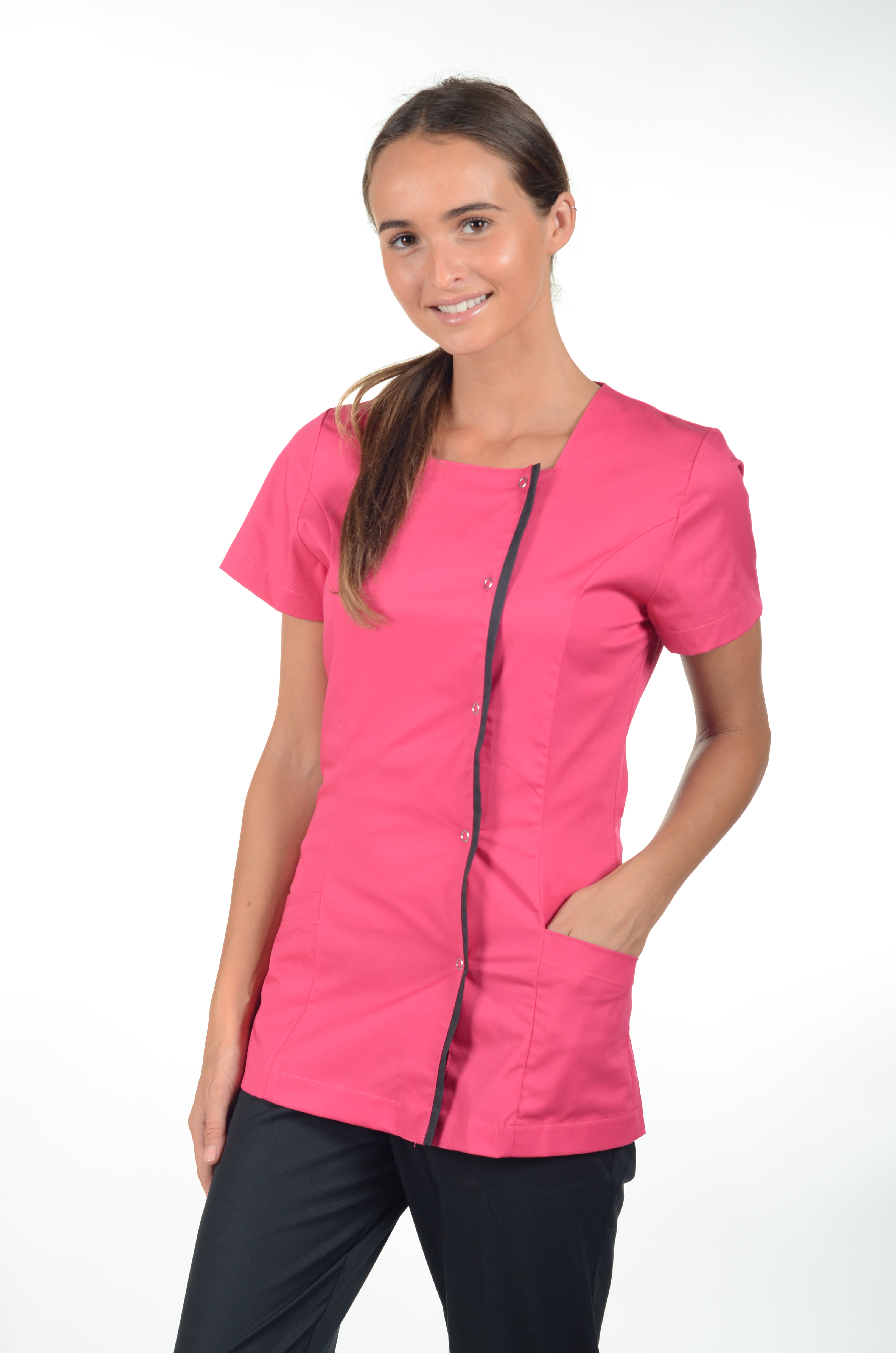 Blouse Medicale Pression Femme Cmt Stretch 2605