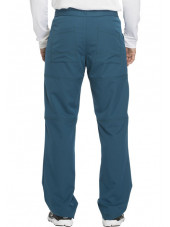 "Pantalon médical homme Dickies, collection ""Dynamix"" (DK110) caraïbe dos"