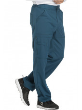 "Pantalon médical homme Dickies, collection ""Dynamix"" (DK110) caraïbe coté"