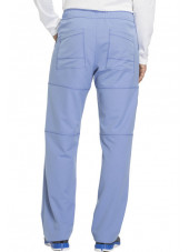"Pantalon médical homme Dickies, collection ""Dynamix"" (DK110) ciel dos"