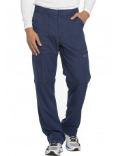 "Pantalon médical homme Dickies, collection ""Dynamix"" (DK110) marine face"