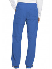 "Pantalon médical homme Dickies, collection ""Dynamix"" (DK110) bleu royal dos"