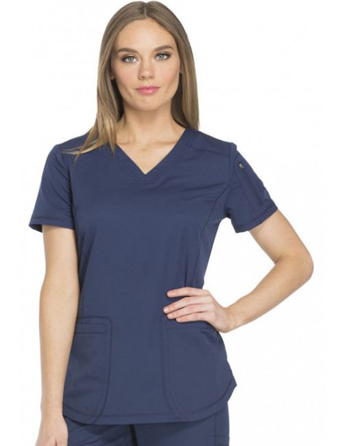 "Dickies Women's Medical Blouse, ""Dynamix"" Collection (DK730)"