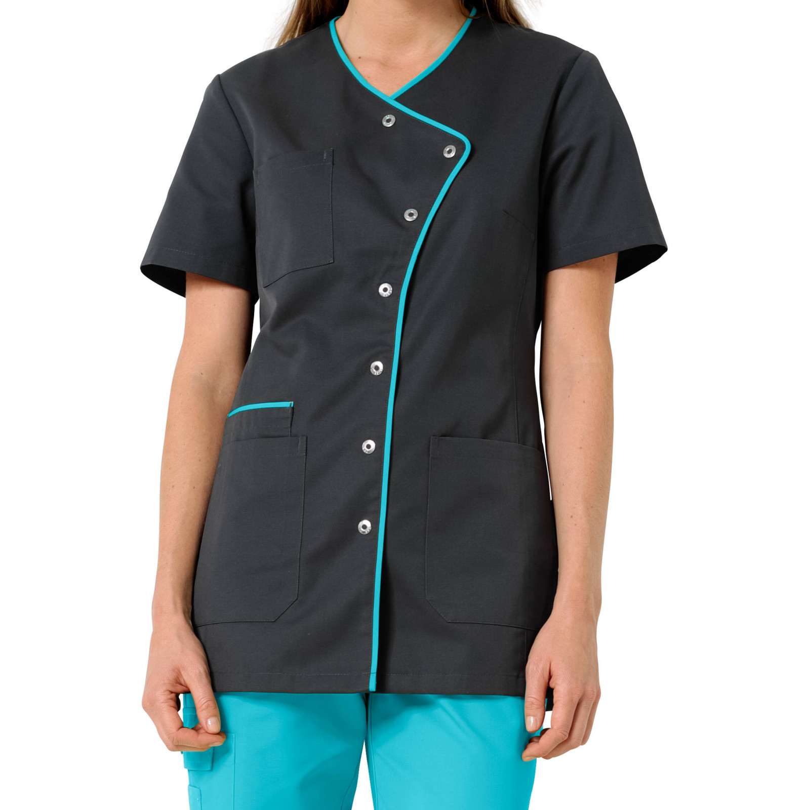 """Blouse médicale femme """"Eloïse"""", Clinic dress"""