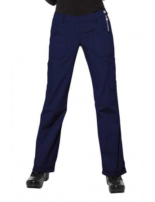 "Women's Medical Koi Elastic Koi Pants ""Katelyn"" (709)"