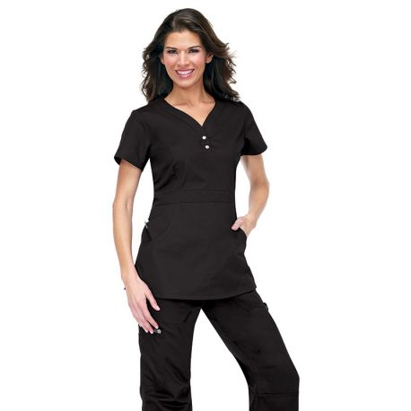"Tunique médicale femme Koi, ""Justine"", collection ""Koi classics"""