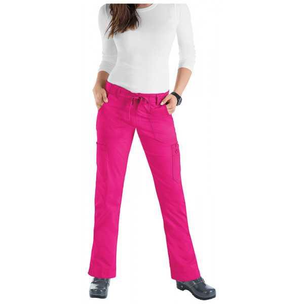 "Pantalon médical cordon ""Lindsey"", Koi, Collection ""Koi Stretch"" (710-)"