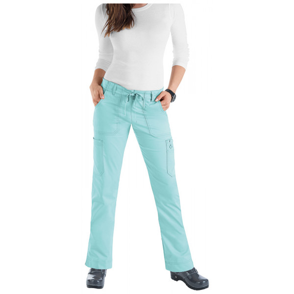 "Pantalon médical cordon ""Lindsey"", Koi, Collection ""Koi Stretch"" (710-)"