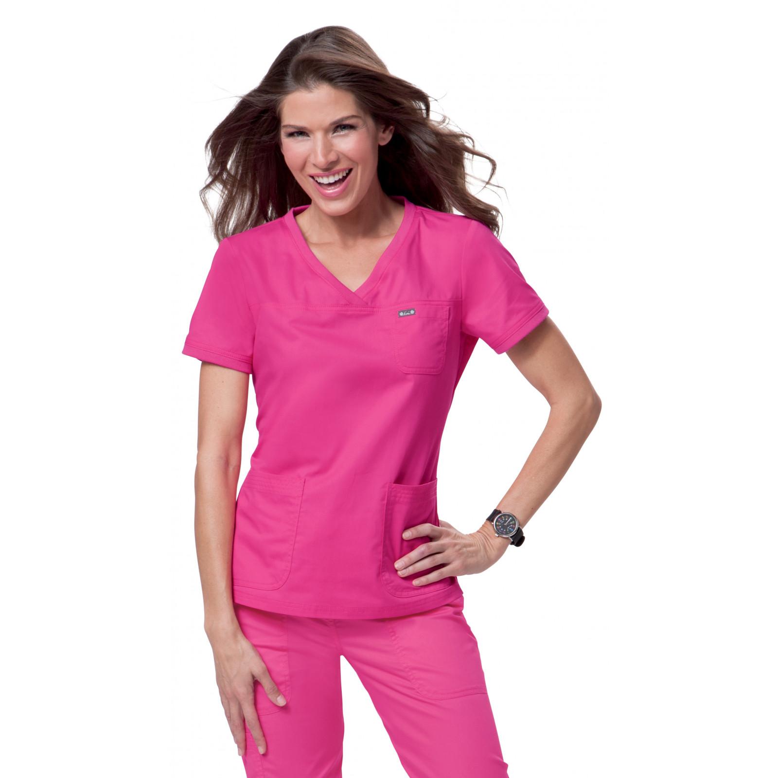 "Tunique médicale ""Nicole"", Koi, collection ""Koi Basics"" (247-)"