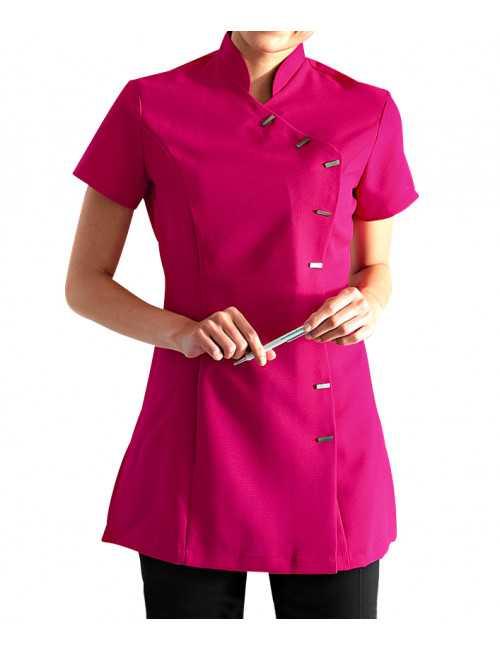 """Blouse médicale femme """"Fleur"""", Clinic dress"""