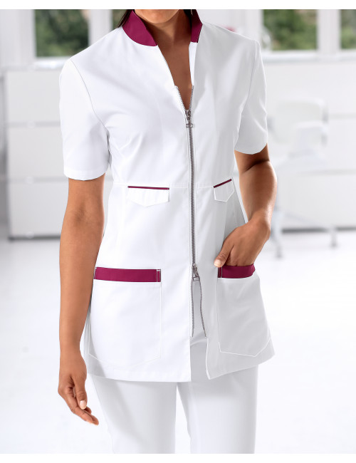 "Blouse médicale femme ""Lou"", Clinic dress"