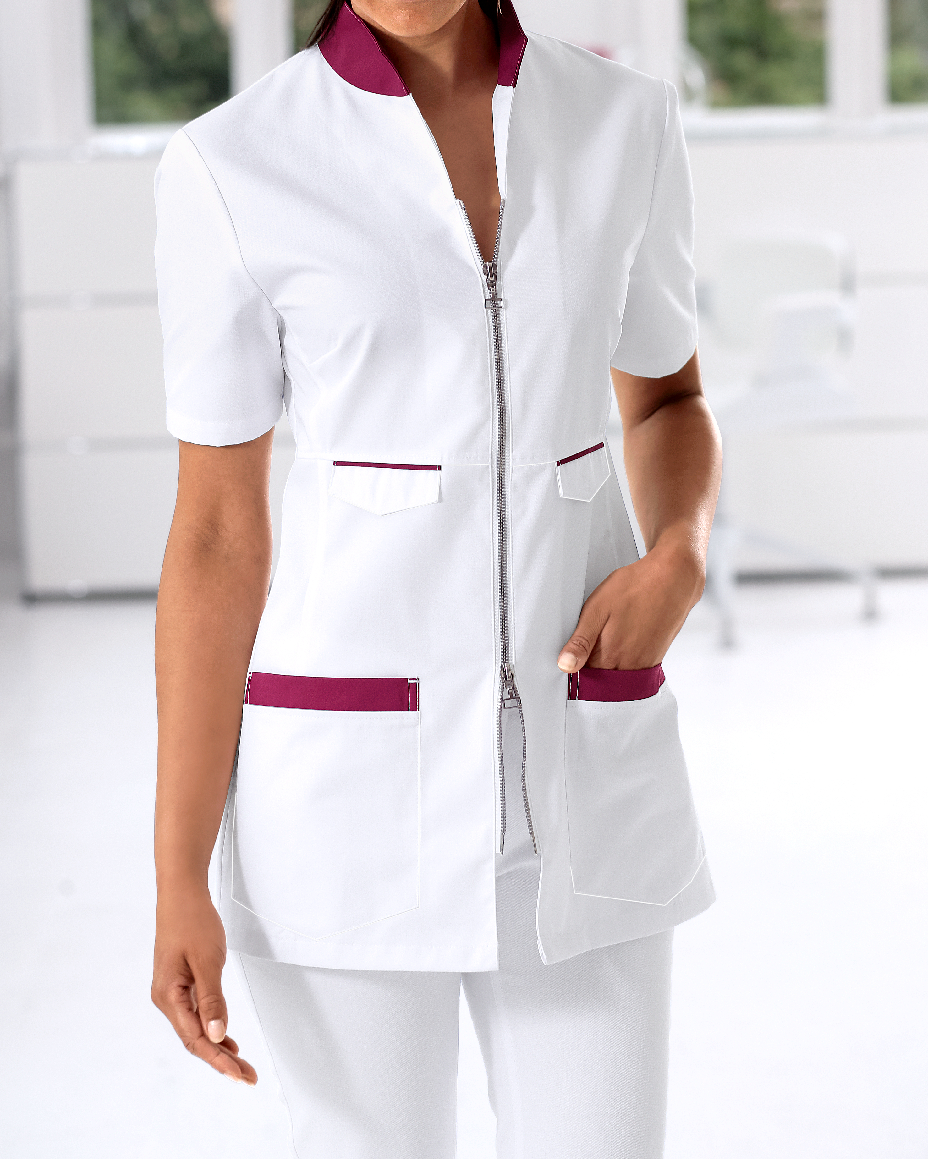 Blouse Medicale Femme Ella Clinicdress