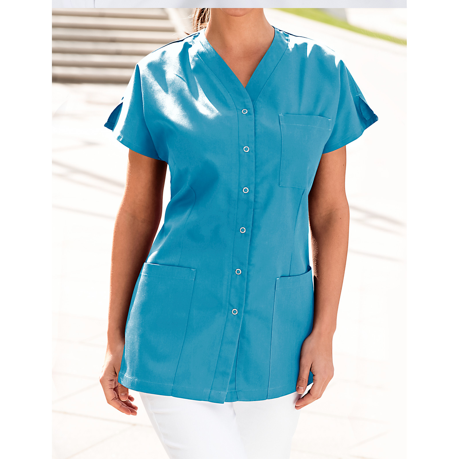 "Blouse médicale femme ""Mila"", Clinic dress"