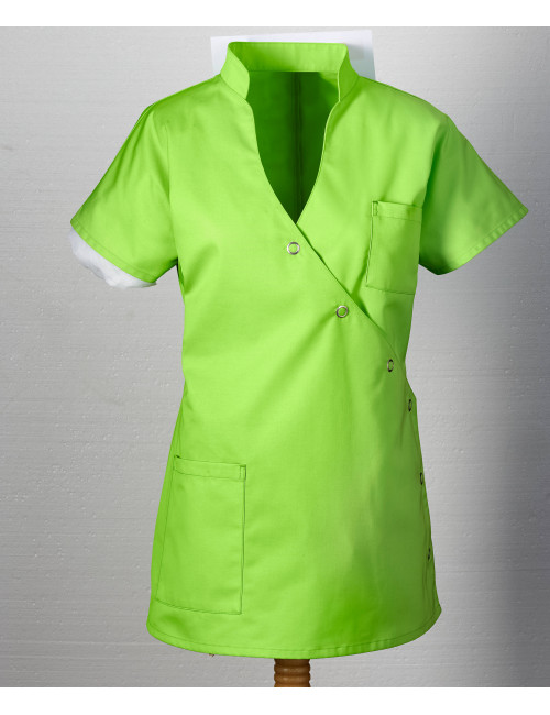 "Blouse médicale femme ""Laura"", Clinic dress"
