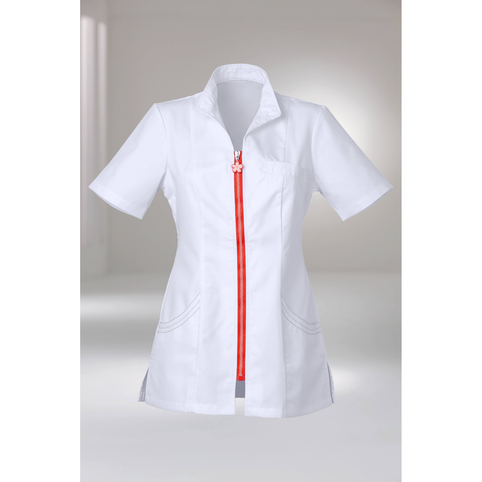 "Blouse médicale femme ""Chrystel"", Clinic dress"