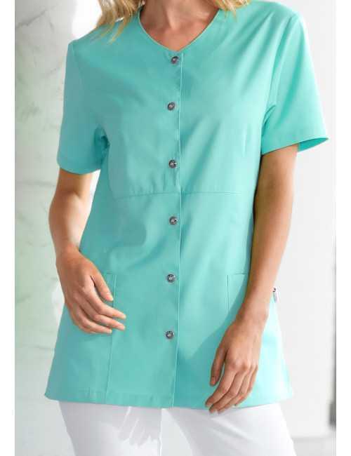 """Blouse médicale femme """"Irène"""", Clinic dress"""