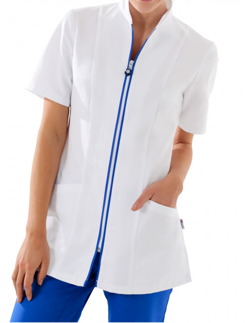 "Blouse médicale femme ""Valentine"", Clinic dress"