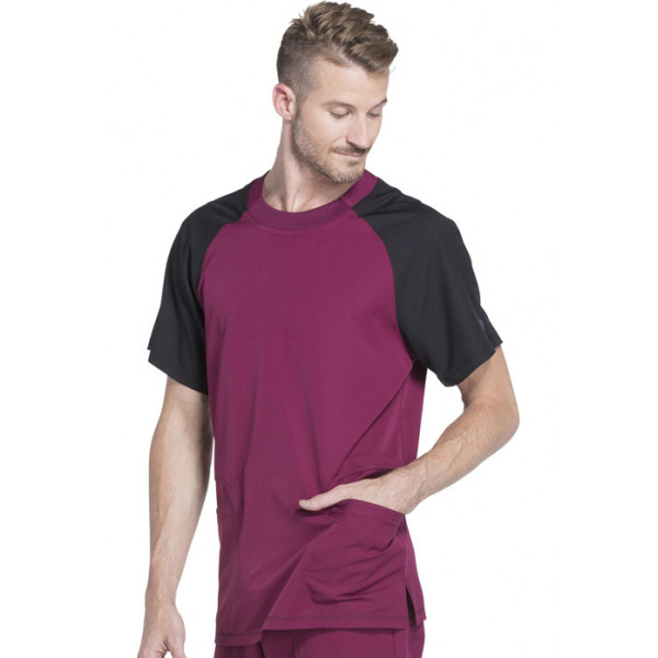 "Col rond Médical homme, Collection ""Dynamix"" (DK670)"