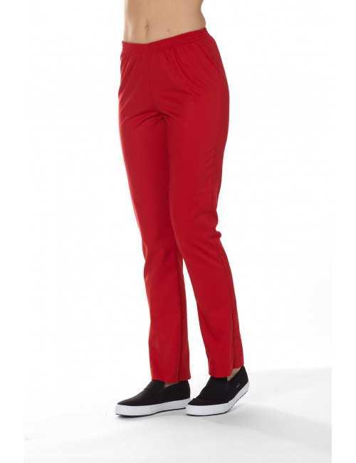 Pantalon unisexe ajusté et élastique, Mankaia Factory, nouveau tissu! (078)