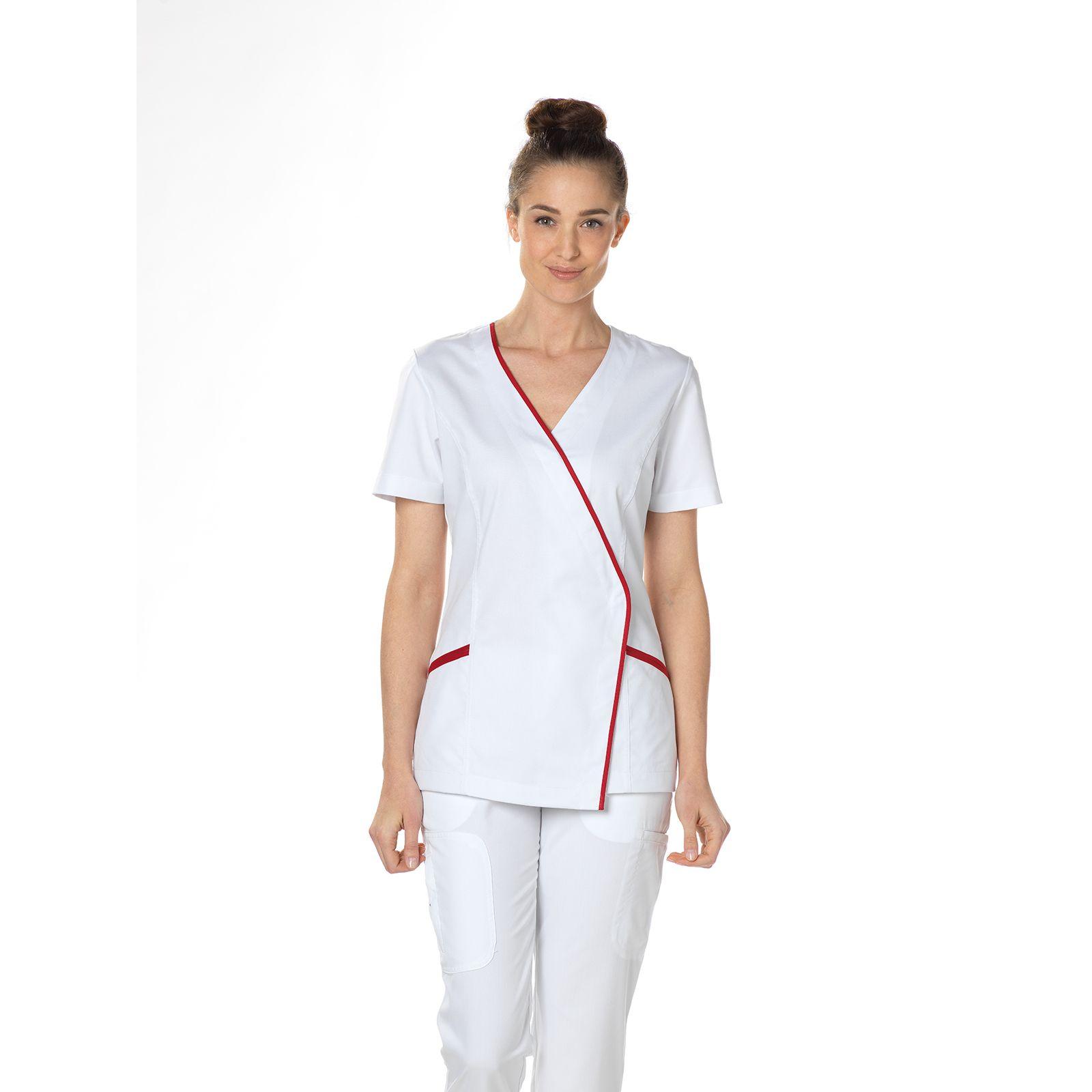 """Cache coeur médical, CMT, Collection """"Stretch bicolore"""" (2615)"""