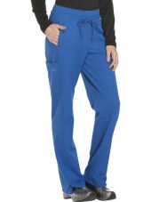 "Pantalon Médical femme Dickies, Collection ""Dynamix"" (DK130) bleu royal coté"
