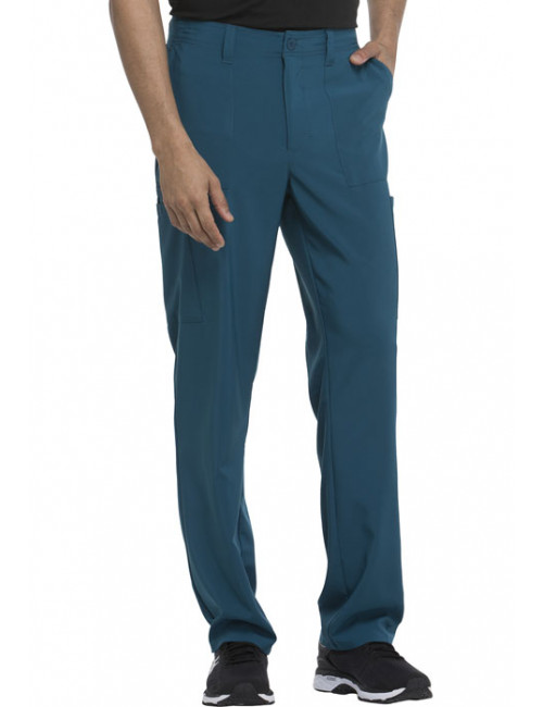 "Pantalon Médical Homme, Dickies, ""EDS Essentials"" (DK015) caraïbe face"